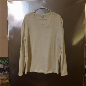 Men's L Calvin Klein V-Neck Sweater